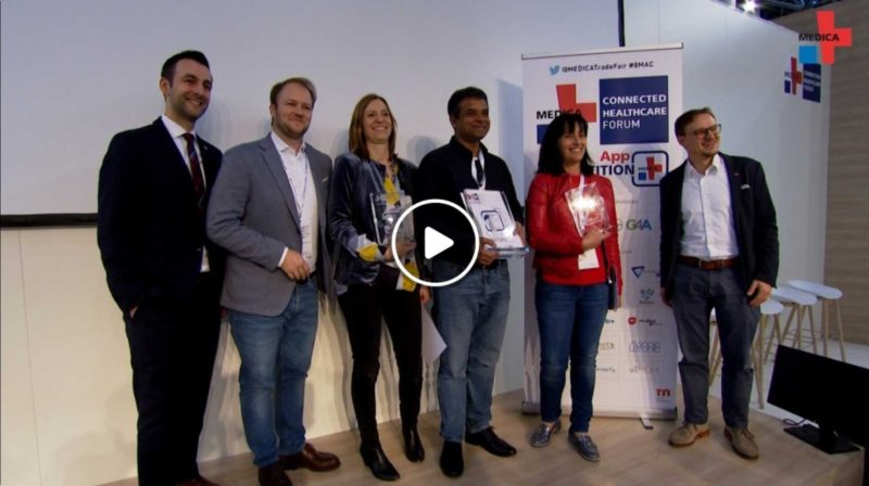 MEDICA 2019 App Competition